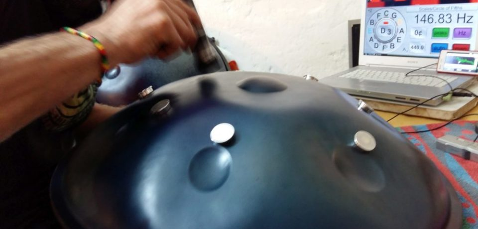 HANDPAN Tuning Services and HANDPANS to BUY at the GRIASDI 2016 & Latest Festival NEWS
