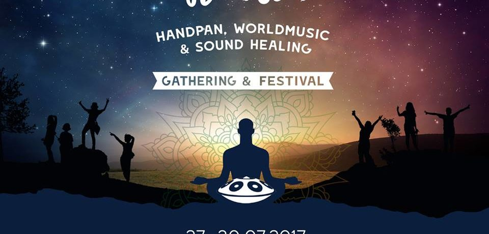 GRIASDI 2017 Handpan Gathering – Only 77 tickets left, take your chance to win one of this Tickets