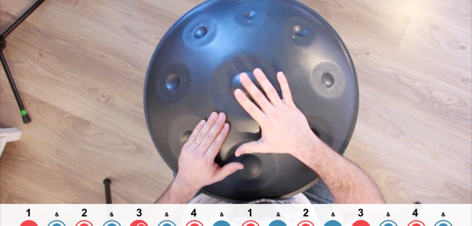 NEW HANDPAN ONLINE LESSONS With David Charrier – a interesting Interview with David