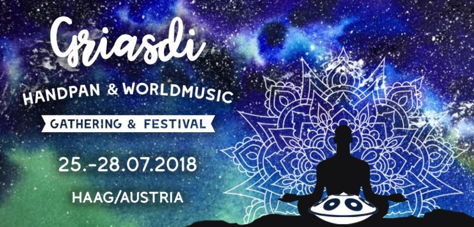 "GRIASDI ""2018 – Handpan Gathering & World Music Festival"