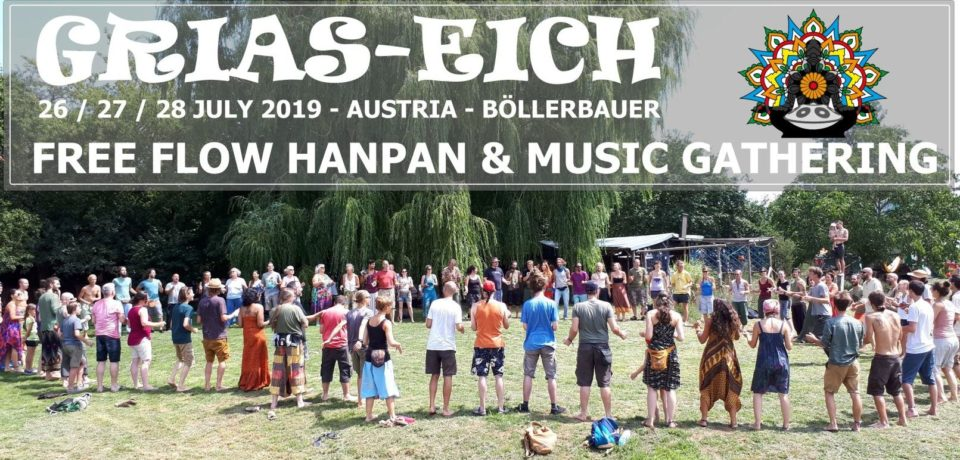 GRIASEICH – Free Flow Handpan & Music Gathering
